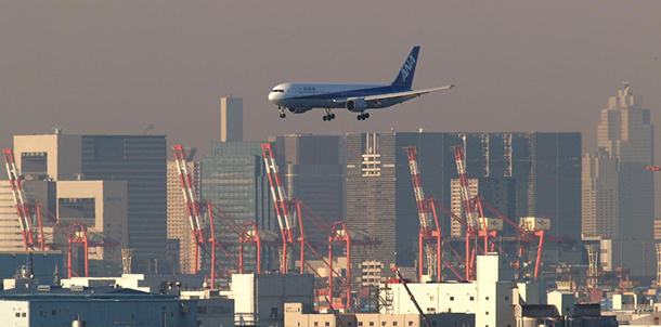 Haneda Airport Car Hire